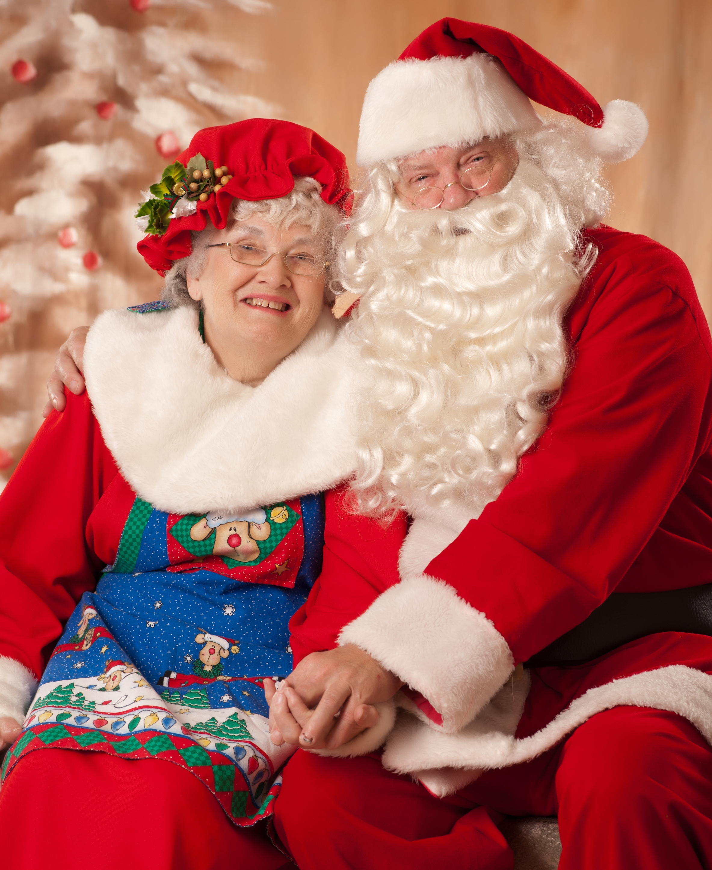 Jay Long International Santa Claus Hall Of Fame